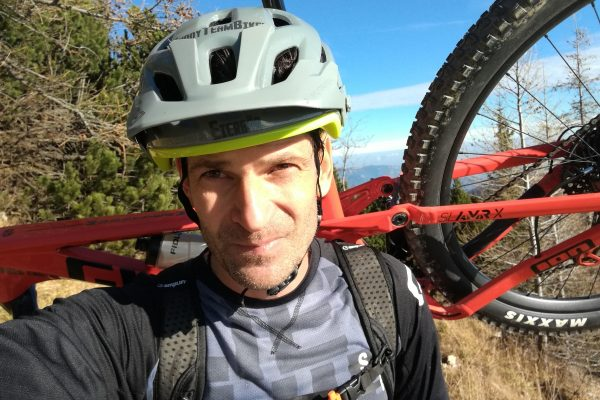 Thomas Breitenecker, Mountainbikeguide